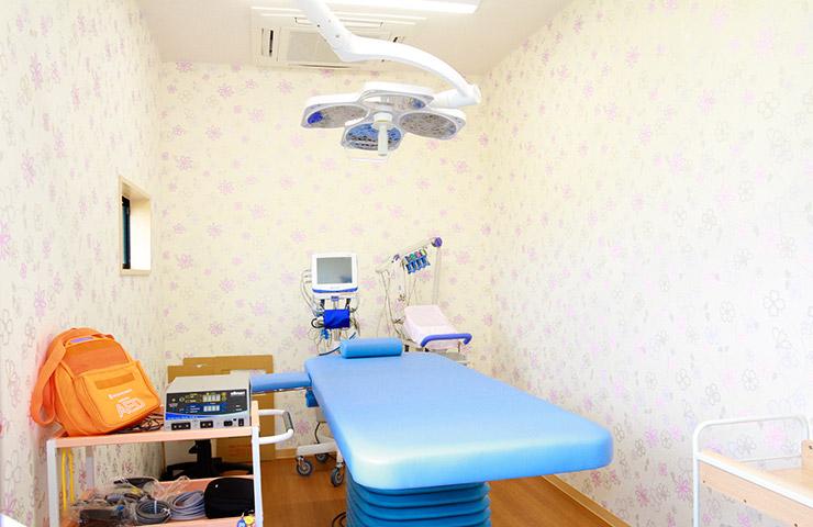 手術室写真